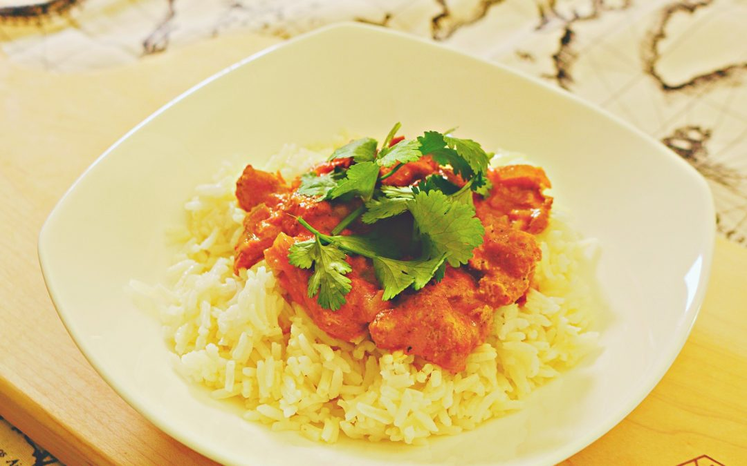 Chicken Tikka Masala – A Brief Introduction