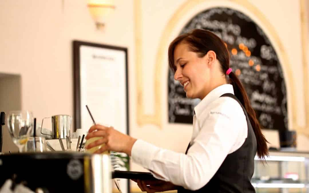 Five Things Waiters Should Avoid